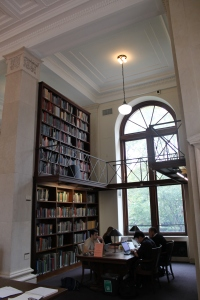 The libraries at Columbia University are world class